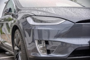 Tesla electrische auto